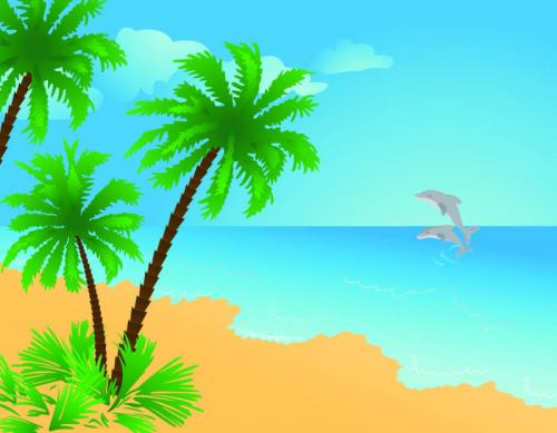 пляжи 463