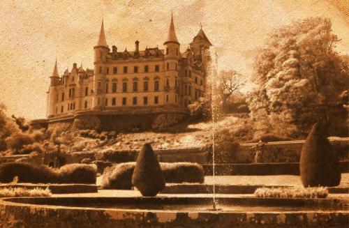 Дворцы и замки 1595