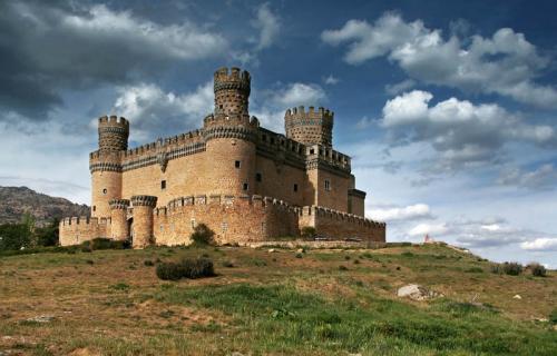 Дворцы и замки 634