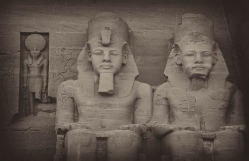 Египет 1672