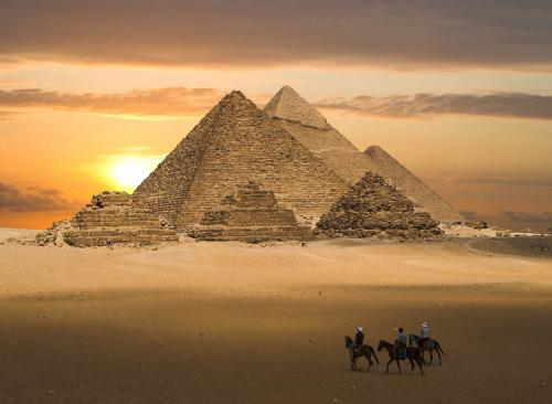 Египет 1673