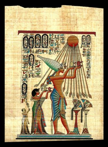 Египет 1675