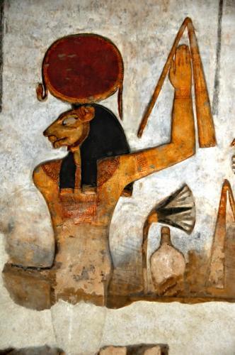 Египет 1677