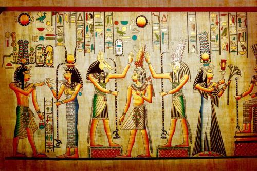 Египет 1689