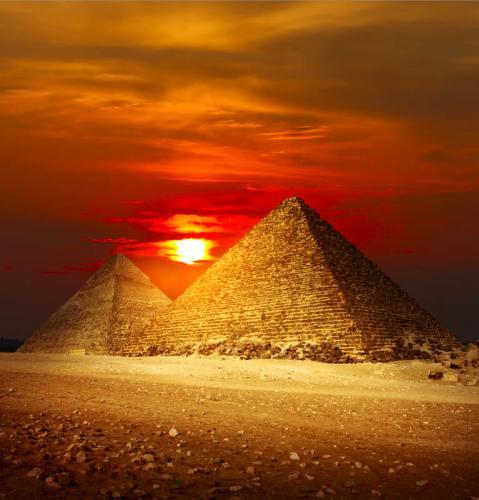 Египет 1695