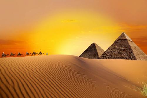 Египет 1697