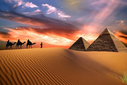 Египет 1698