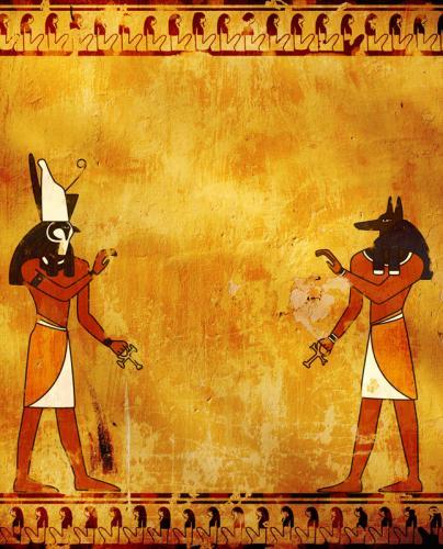 Египет 1700