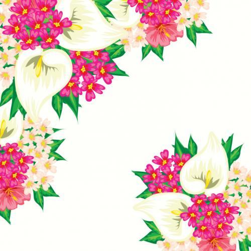 Цветы 7909