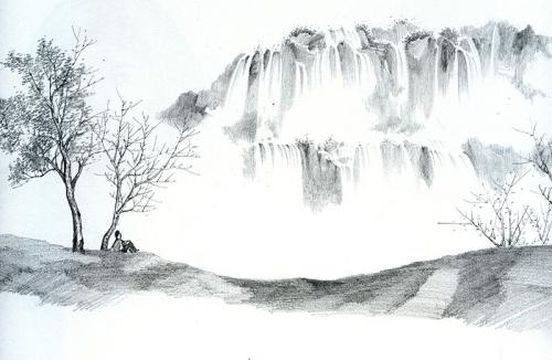 Рисунки карандашом 4204
