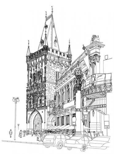 Рисунки карандашом 9858