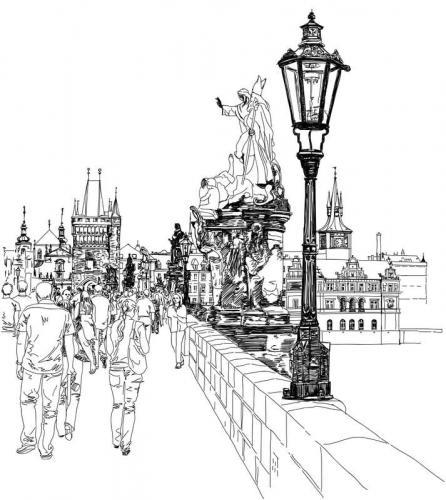 Рисунки карандашом 9859