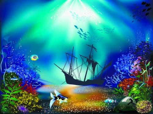 Подводный мир 3291