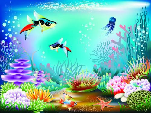 Подводный мир 3292