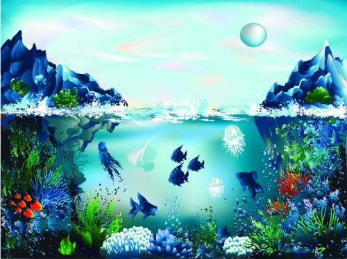 Подводный мир 3293