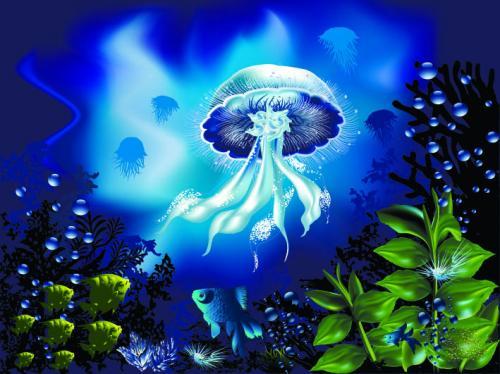 Подводный мир 3294