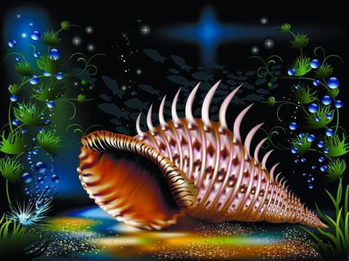 Подводный мир 3295