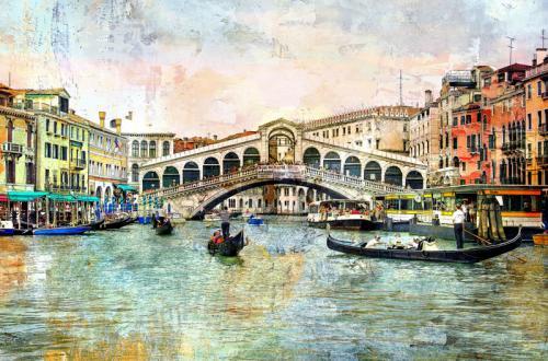 Венеция 1320